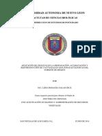 Aplicación de Zeolitas en La Propagación, Aclimatación y Reintroducción de Cactáceas en Dos Zonas Ecológicas Del Noreste de México 1080253540