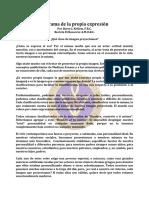 Propia Expresion, El Drama de La - Sep65 - Harry J. Kellem, F.R.C.
