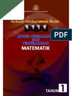 Modul KSSR Matematik Tahun 1 (Bahasa Malaysia).pdf