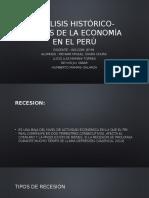 Trabajo Final de Expo Economia en El Peru