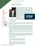The Minahasa - Struktur Sosial - Pernikahan Adat Minahasa
