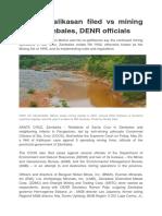 Writ of Kalikasan filed vs mining firms.doc