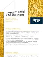Fundamentals of Banking for Class
