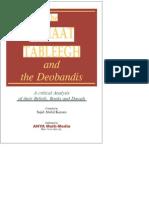 Jamaat Tableegh And The Deobandis
