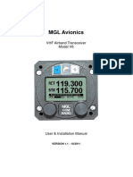 V6 Transceiver Manual