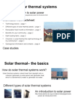 4. Solar Thermal Slides