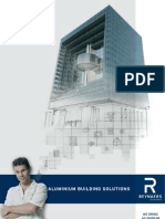 Reynaers - Product Portfolio