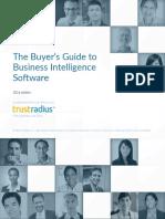 TrustRadius 2016 Business Intelligence Guide
