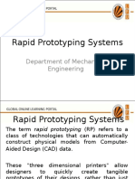 18632 Rapid Prototyping