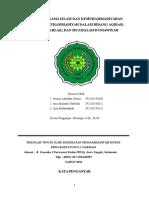 MAKALAH Pemikiran Muhammadiyah Dalam Bidang Aqidah Kel.3