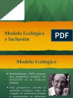 04. Modelo Ecológico e Inclusión