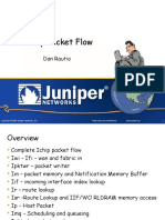 Ichip Packet Flow