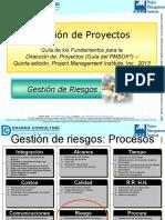 Gestion de Riesgo Project