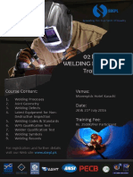 Welding Training Leaf