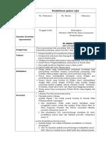 Pendaftaran Pasien Rajal Lamong