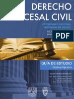 Antologia de Derecho Procesal