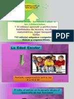 Diapositiva de Etapa Niñez