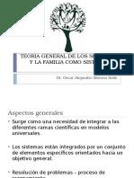 Teoria General de Los Sistemas y La Familia