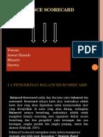 Presentasi Balance Scorecard