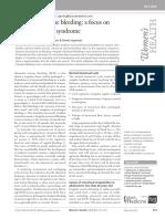 AUB a Focus on Polycystic Ovary Syndrome