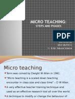 Micro Teaching Ppt