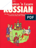 Just Listen n Learn Russian