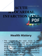 208685388 Acute Myocardial Infarction AMI