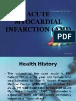 208685388 Acute Myocardial Infarction AMI