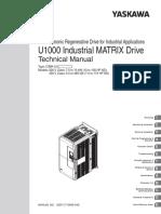 U1000 Manual
