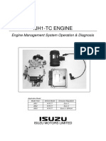 Isuzu 4j Series Diesel engine | Turbocharger | Diesel Engine