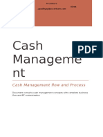 Cash Management Kx