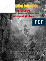 WITCHCRAFT_ the Most Powerful Magic and Witchcraft Writings. Lecture 124, D