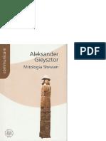 Aleksander Gieysztor - Mitologia Slowian