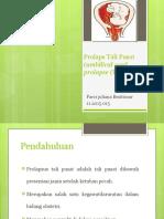 Prolaps Tali Pusat PPT 16