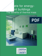 Concrete for Energy Efficiency Brochure