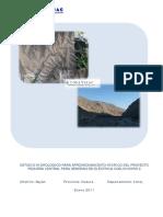 Estudio Hidrologico Rio Huaura