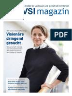 DIVSI Magazin – Ausgabe 3/2016