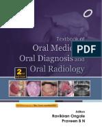 Textbook of Oral Medicine Oral Diagnosis and Oral Radiology