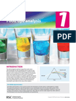 UV-Vis Exercise 1 - Food Dye AnalysisTeacher Resource Pack_ENGLISH