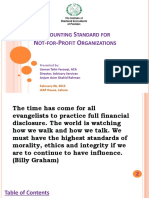 Accounting Standard Npo