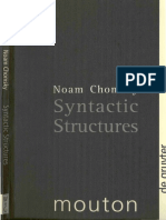 Syntactic Structures by Noam Chomsky - De Gruyter Mouton (2002)