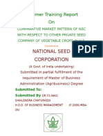 seed company project