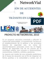 PROYECTO NETWORKVIAL LEON-2010