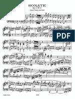 Sonata Op2 No2
