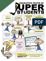 Character Traits of Super Students
