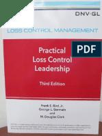 Practical Loss Control Leadership