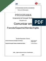 programa comunicar