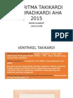 Algoritma Takikardi Dan Bradikardi Aha 2015