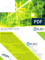 M Elec Solar Lights Brochure 2016