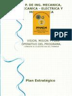 Visión, Misión y Plan Operativo Del Ppimmem